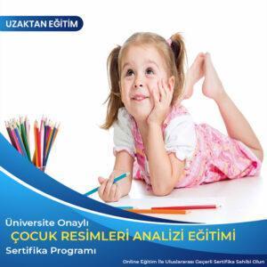 Çocuk Resimleri Analizi Eğitimi