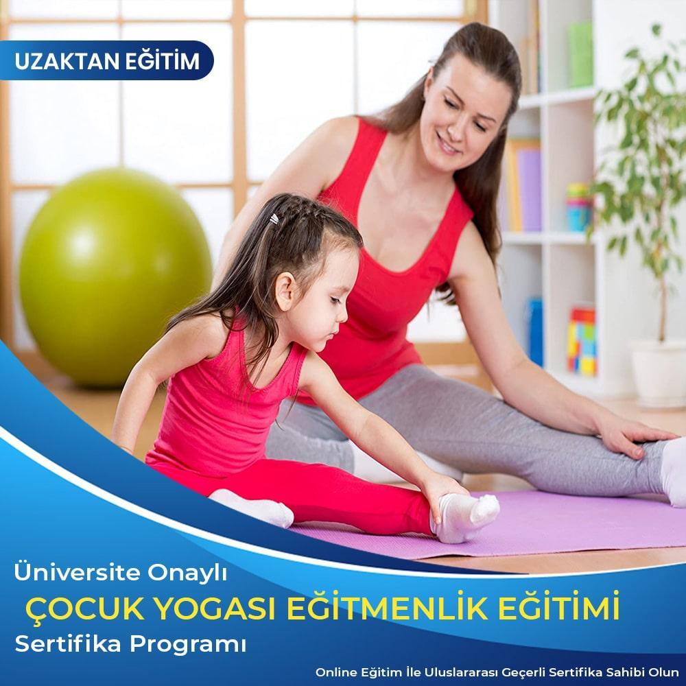 çocuk yogası eğitmenliği eğitimi sertifikası