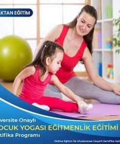 Çocuk Yogası Eğitmenlik Sertifikası
