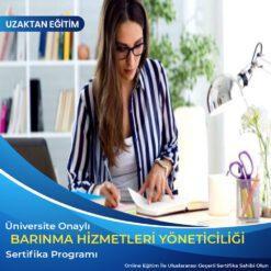 öğrenci barınma hizmetleri yöneticiliği eğitimi sertifikası