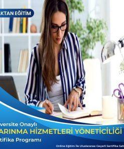 Öğrenci Barınma Hizmetleri Yöneticiliği sertifikası, özel barınma yöneticiliği sertifikası, yurt yöneticiliği sertifikası