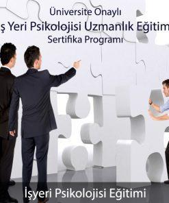 işyeri psikolojisi uzmanlık eğitimi