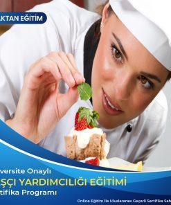 Aşçı Yardımcılığı Eğitimi Sertifikası 90 Saat