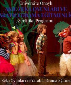 Akıl Zeka Oyunları Yaratıcı Drama Eğitmenliği