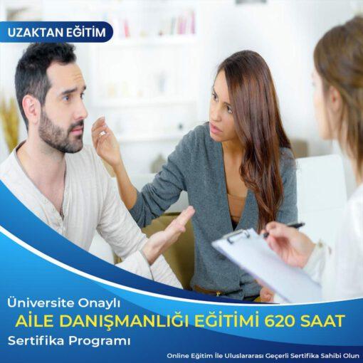 aile danışmanlığı uzmanlık eğitimi sertifikası