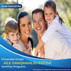 Aile danışmanlığı sertifikası