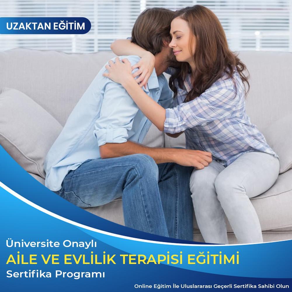 Aile ve Evlilik Terapisi Uzmanlığı Eğitimi