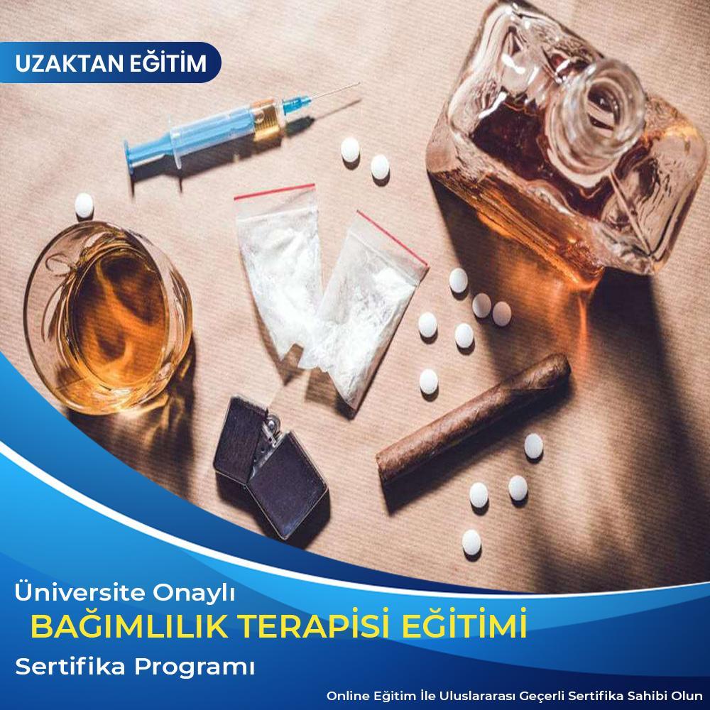 Bağımlılık Terapisi sertifikası