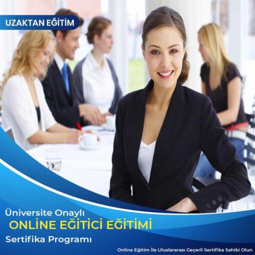 Eğitici Eğitimi Sertifikası