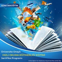 Hızlı Okuma Eğitmenliği sertifikası