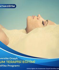 Kum Terapisi Eğitimi Sertifikası