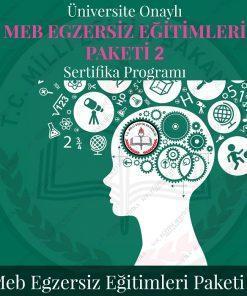 Meb Egzersiz Eğitimleri Paketi 2