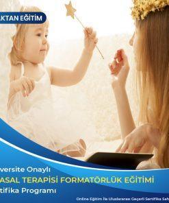 Masal Terapisi Formatörlük Eğitimi