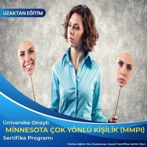 Minnesota Çok Yönlü Kişilik Envanteri (MMPI) Sertifikası