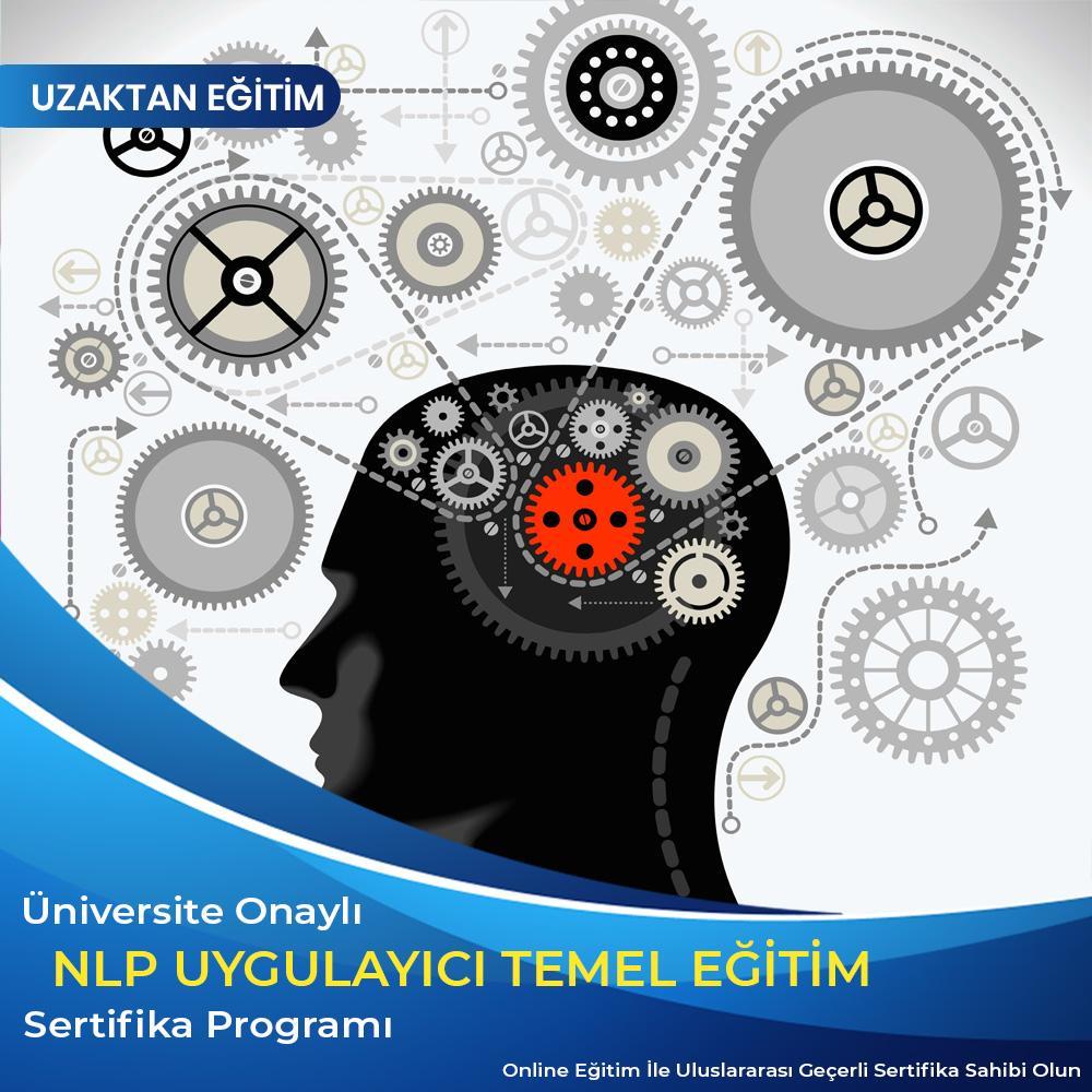 NLP Practitioner Temel Eğitim Sertifikası