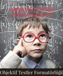 Objektif Testler Eğitimi