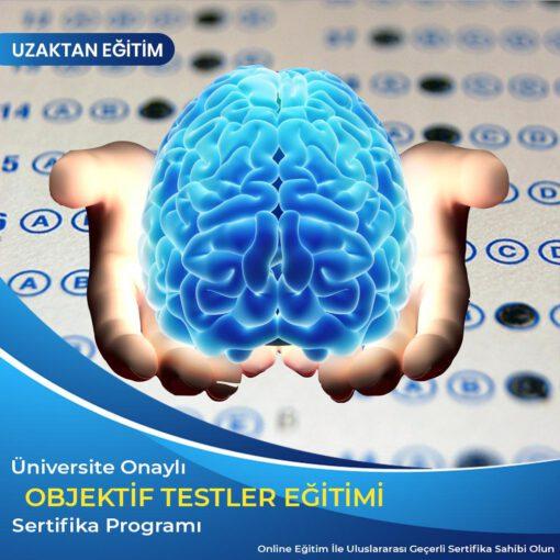 Objektif Testler Uygulayıcı Sertifikası