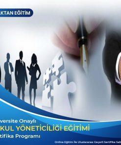 Okul Yöneticiliği Sertifikası