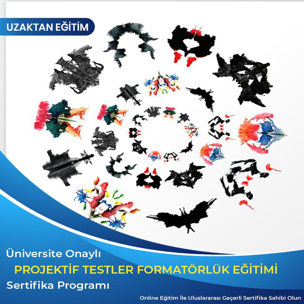 Projektif Testler Formatörlük Eğitimi