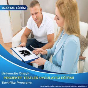 Projektif Testler Uygulama ve Raporlama Sertifikası