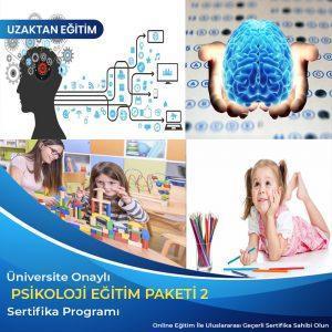 Psikoloji Eğitim Sertifikaları