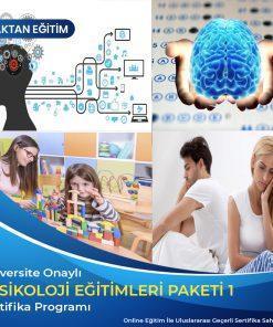 Psikoloji Eğitimleri Sertifikaları