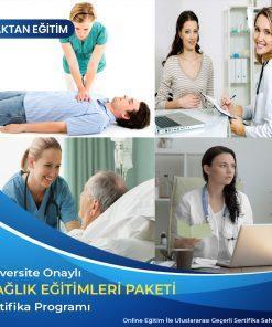 Sağlık Eğitimleri Sertifika Paket Programı