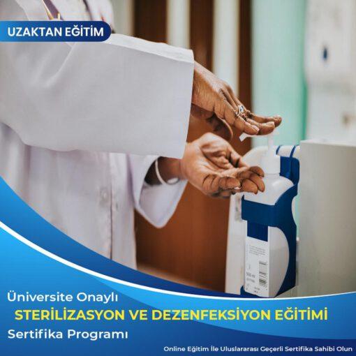Sterilizasyon ve Dezenfeksiyon Eğitimi