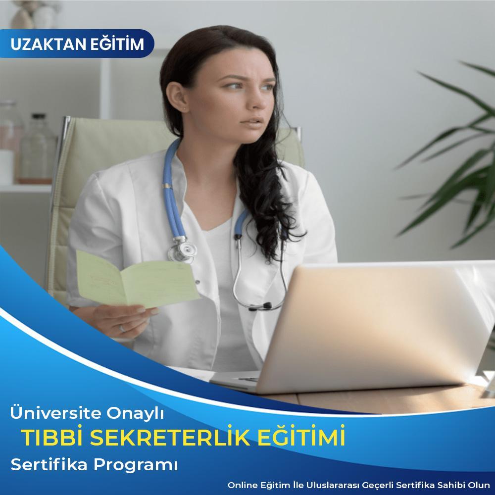 Tıbbi Sekreterlik Sertifikası