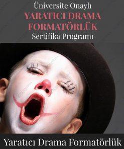 yaratıcı drama formatörlük