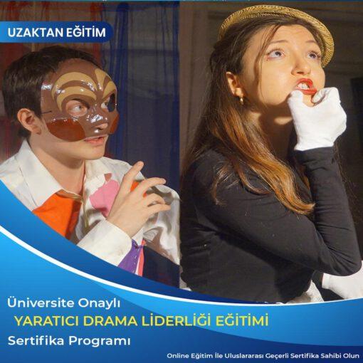 Yaratıcı Drama Liderliği Sertifikası