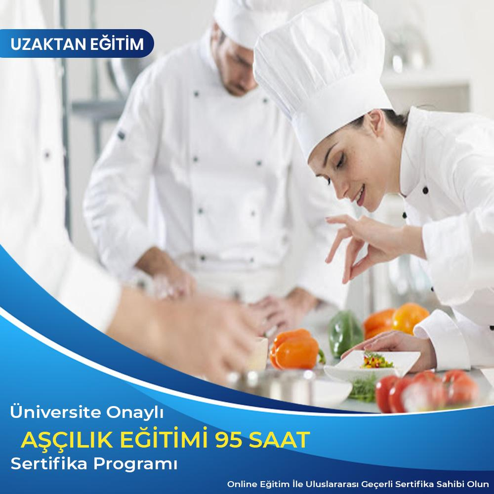 aşçılık eğitimi 95 saat