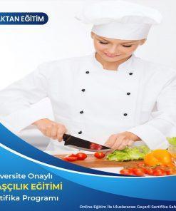 Aşçılık Eğitimi Sertifikası 2400 Saat