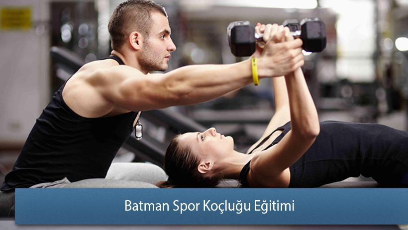 Batman Spor Koçluğu Eğitimi
