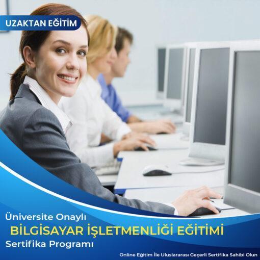 bilgisayar operatörlüğü eğitimi