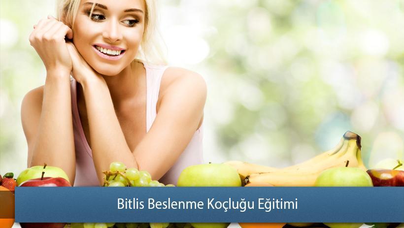 Bitlis Beslenme Koçluğu Eğitimi ile Beslenme Koçu