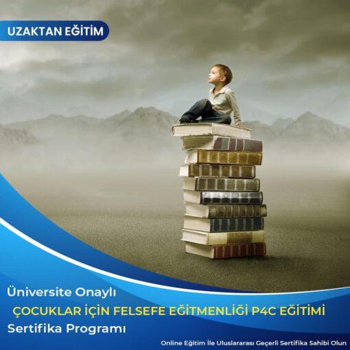 çocuklar için felsefe p4c eğitmenliği sertifikası