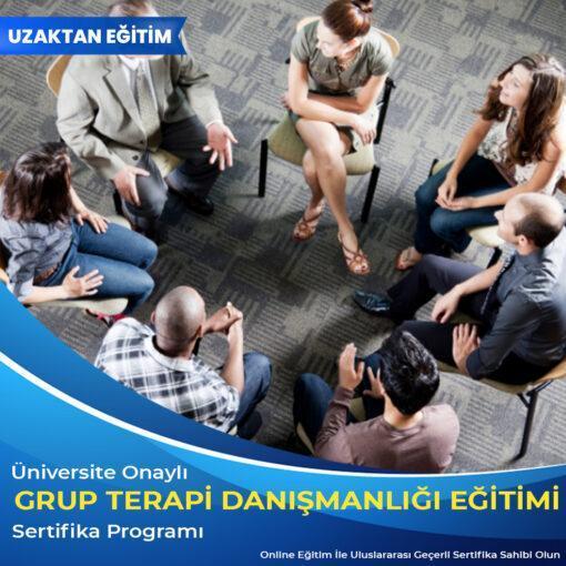 Grup Terapisi Danışmanlığı Eğitimi