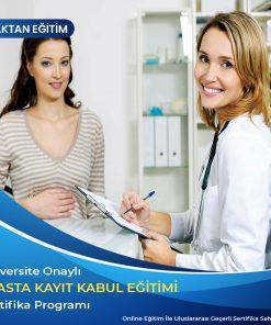 hasta kayıt kabul eğitimi