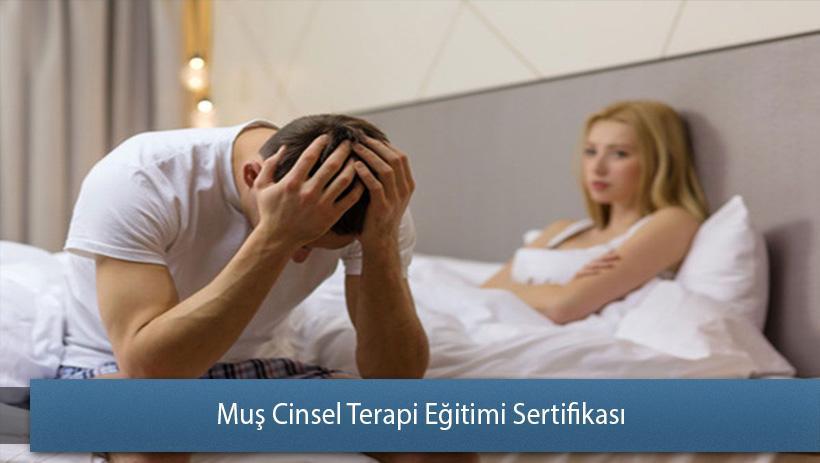 Muş Cinsel Terapi Eğitimi Sertifikası