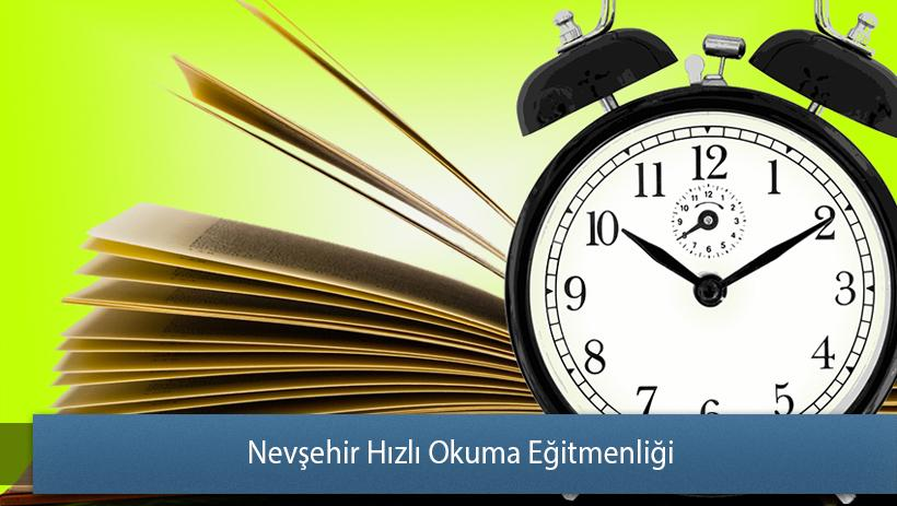 Nevşehir Hızlı Okuma Eğitmenliği Sertifikası