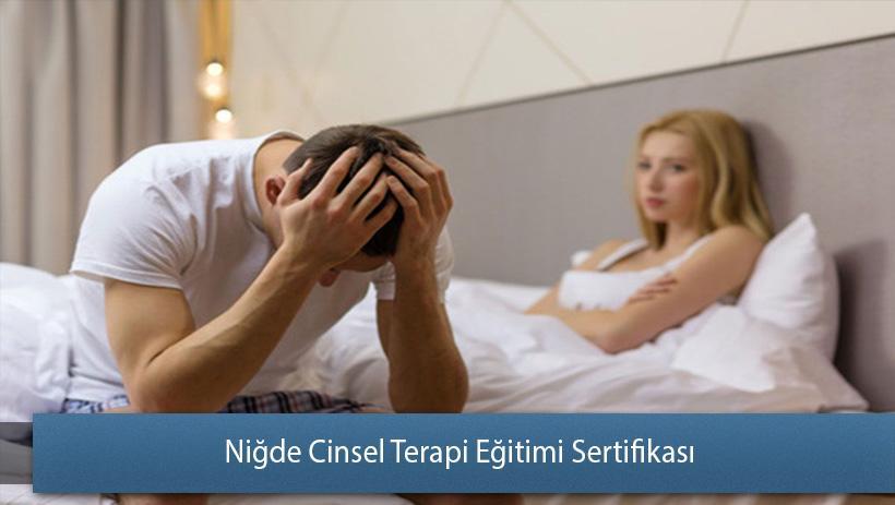 Niğde Cinsel Terapi Eğitimi Sertifikası