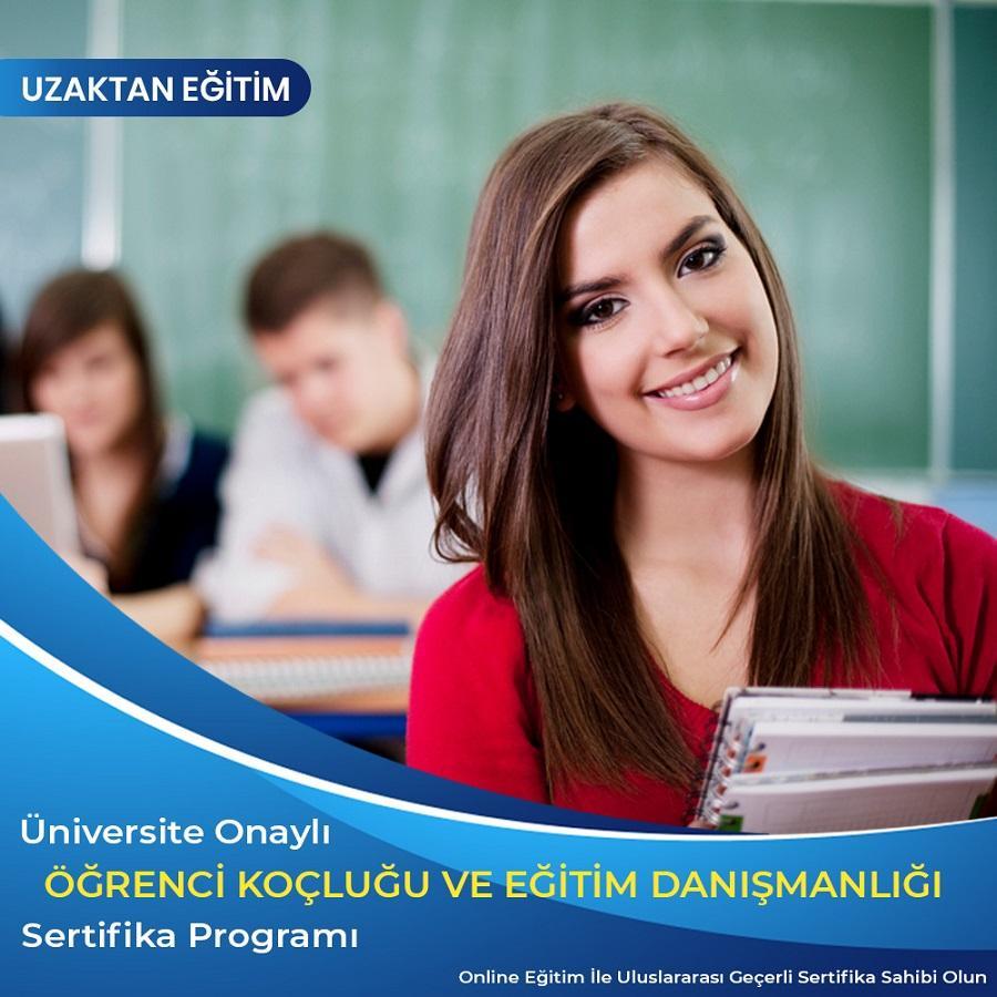 öğrenci koçluğu ve eğitim danışmanlığı sertifikası