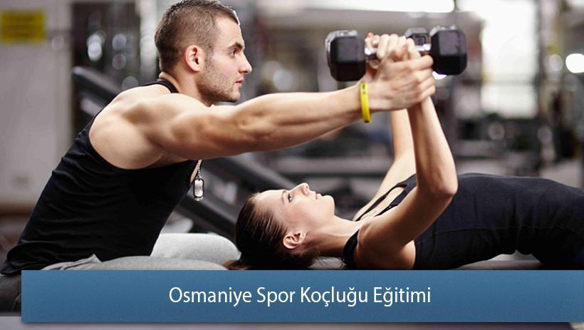 Osmaniye Spor Koçluğu Eğitimi