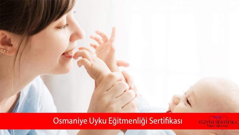 Osmaniye Uyku Eğitmenliği Sertifikası