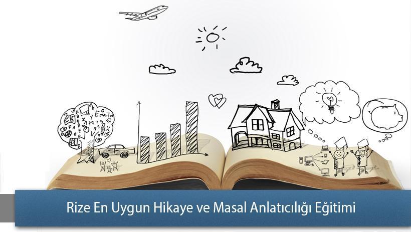 Rize En Uygun Hikaye ve Masal Anlatıcılığı Eğitimi