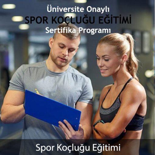 spor koçluğu eğitimi sertifikası