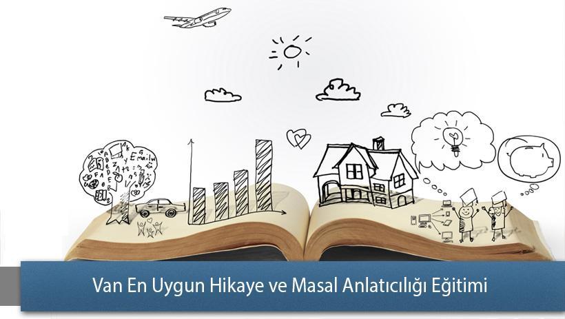 Van En Uygun Hikaye ve Masal Anlatıcılığı Eğitimi