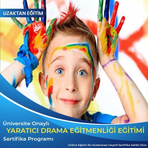 yaratıcı drama eğitmenliği sertifikası